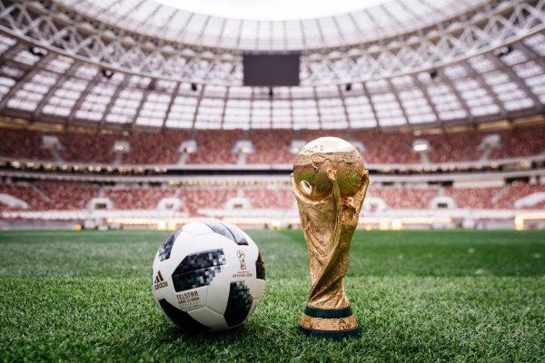 ดูบอลโลก รัสเซีย